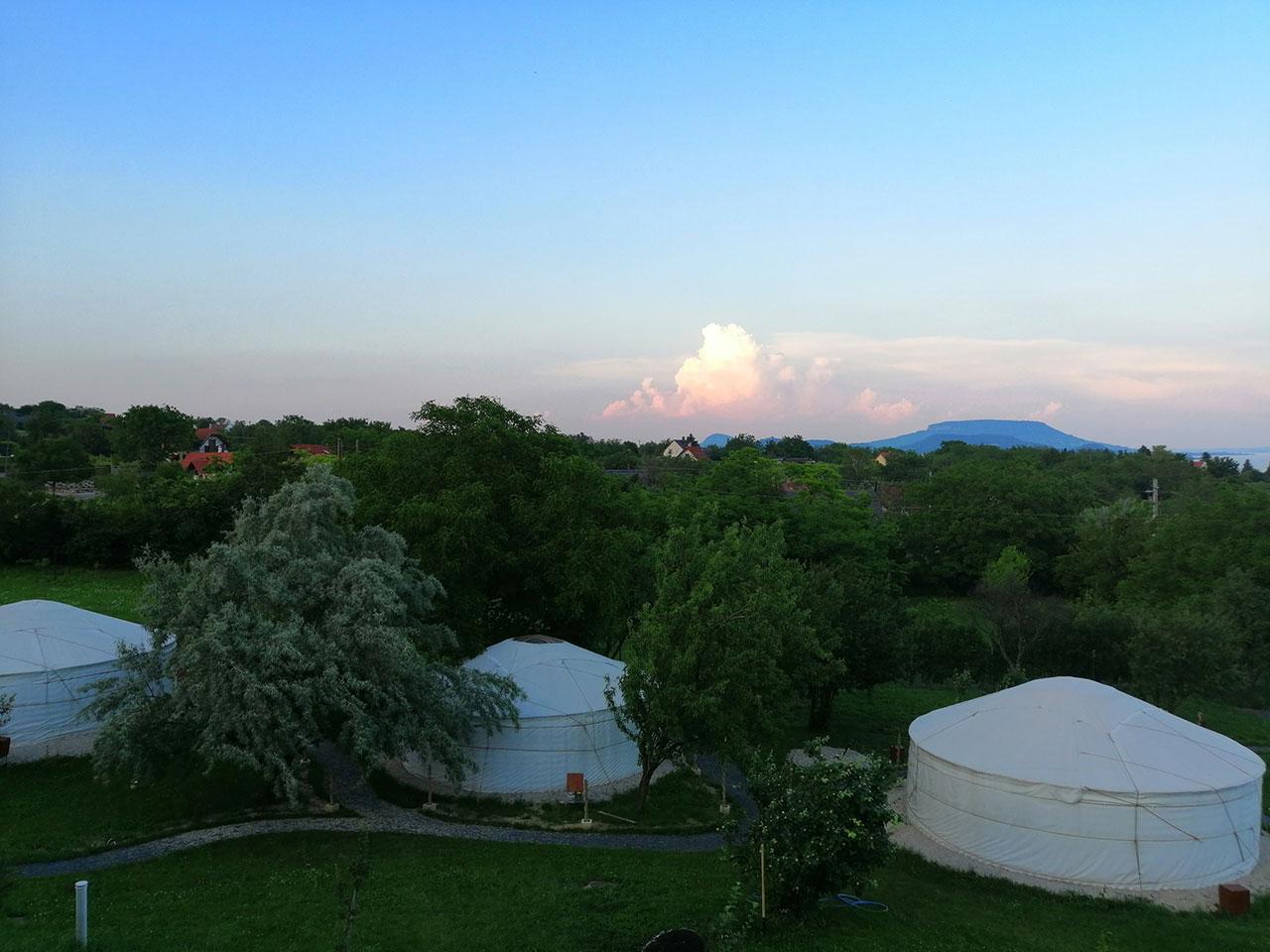 Jurta hotel Balatongyörök Galéria Érzések 3